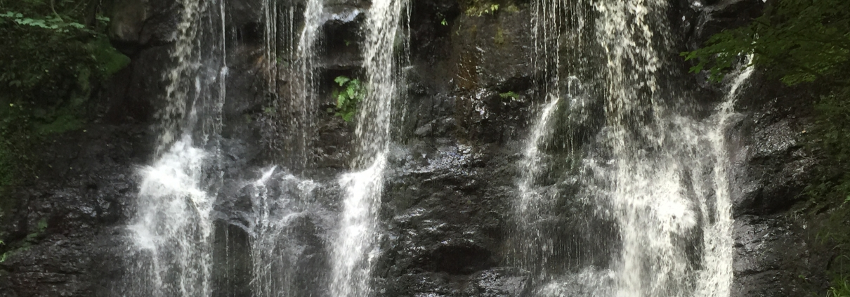 oorsuizen waterval